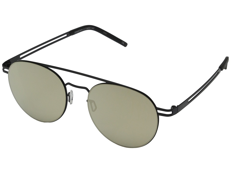 Le Specs - Spartan (Matte Black) Fashion Sunglasses
