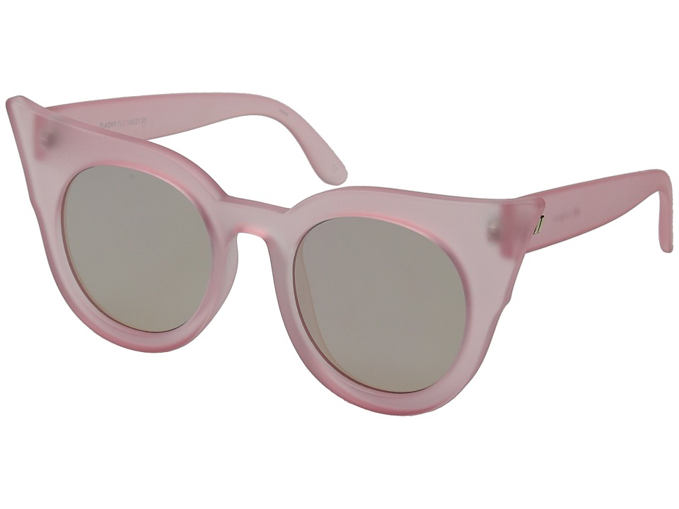 Le Specs - Flashy (Cotton Candy) Fashion Sunglasses