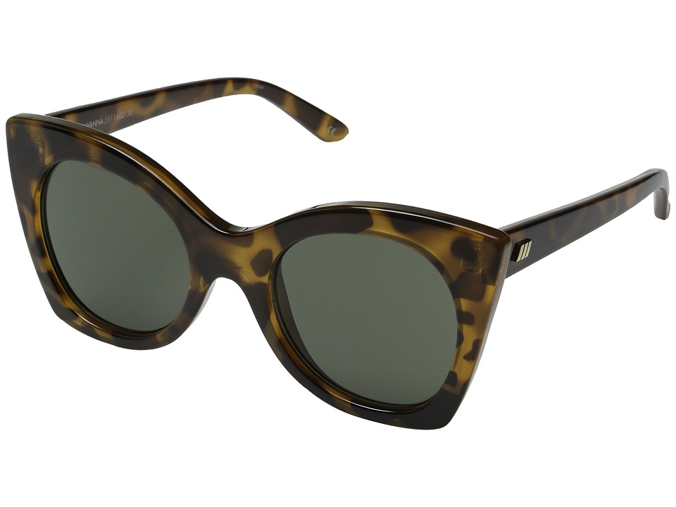 Le Specs - Savanna (Tortoise) Fashion Sunglasses