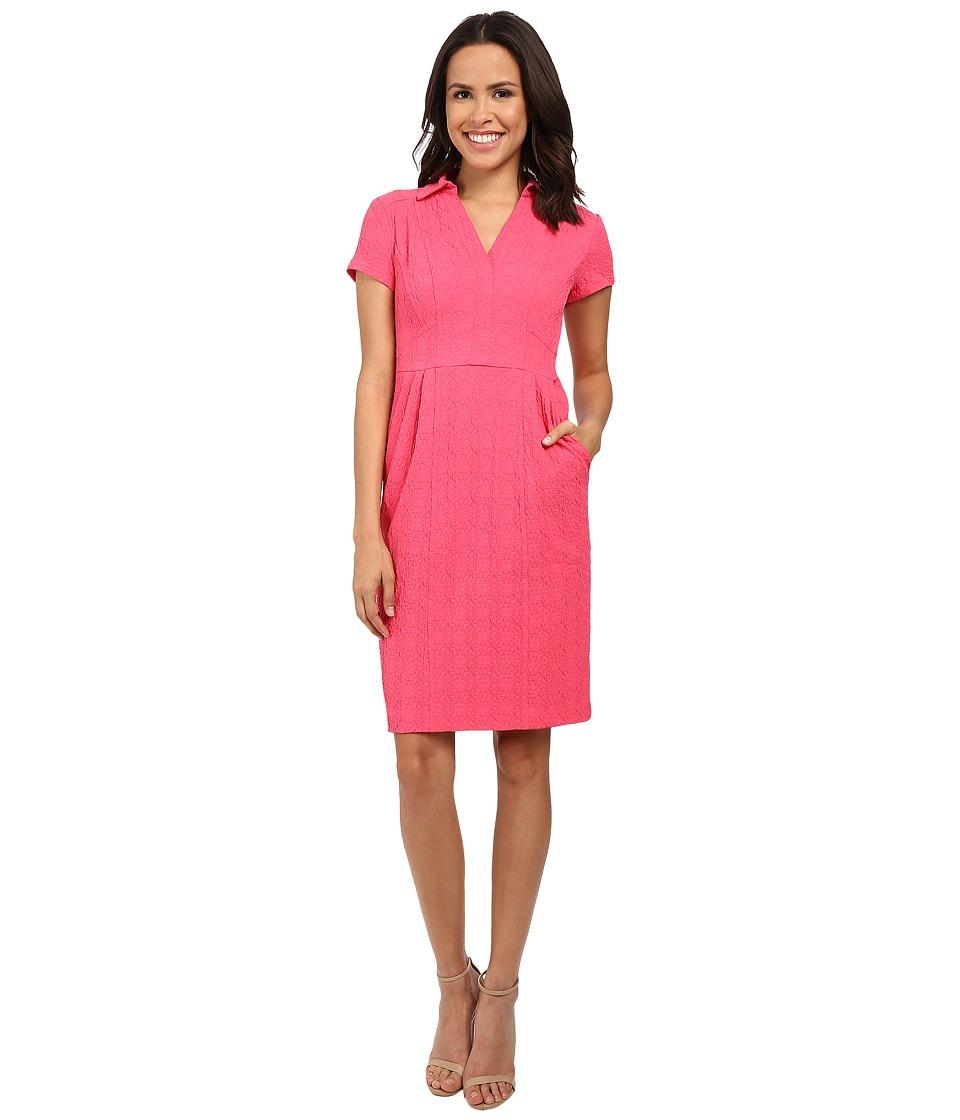 Nanette Lepore Sundown Shift Dress (Azalea) Women
