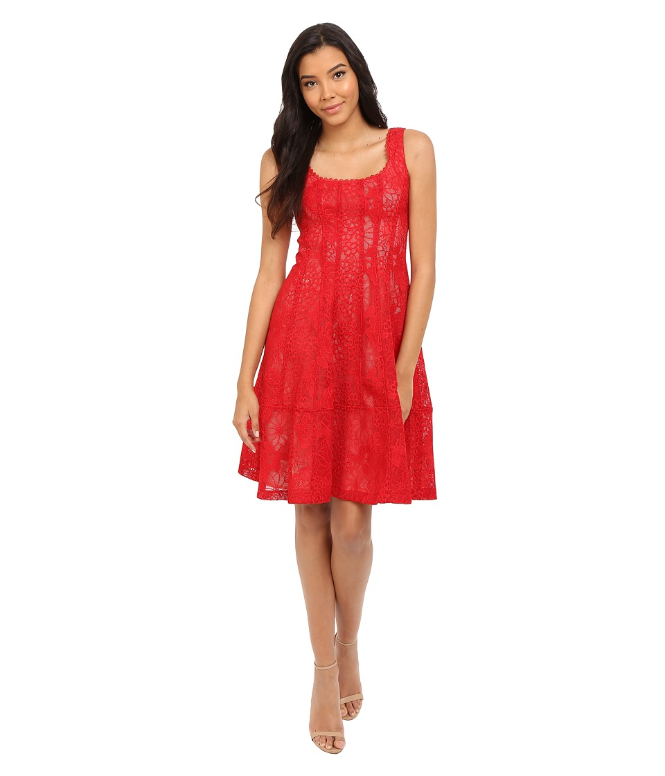 Nanette Lepore - Starry Night Dress (Poppy) Women