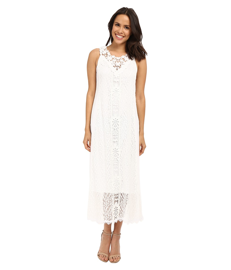 Nanette Lepore Champagne Toast Dress (Ivory) Women