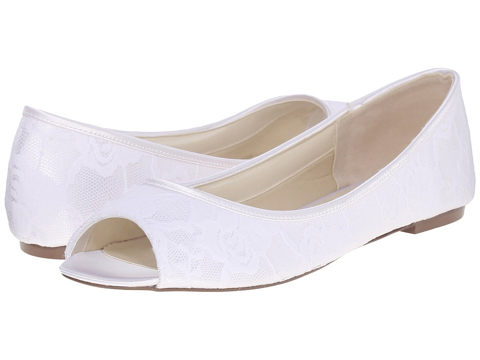 Paradox London Pink Water Lilly (White Dyeable Satin/Lace) Women
