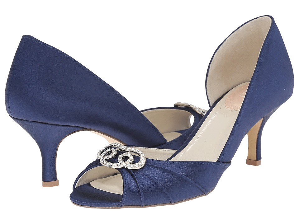 Paradox London Pink Amelia (Navy Satin) Women