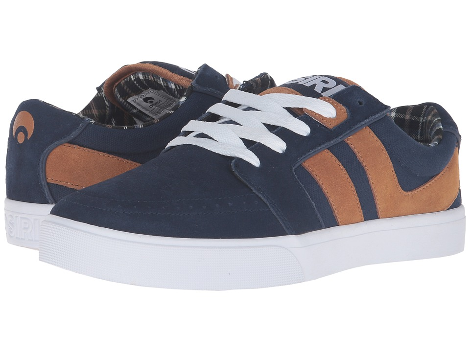 Osiris Lumin (Navy/Brown/White) Men