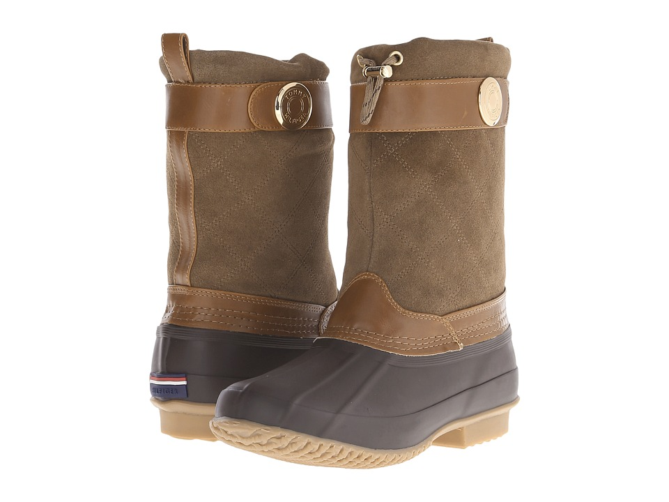 Tommy Hilfiger - Arcadia 2 (Tamsu) Women's Waterproof Boots