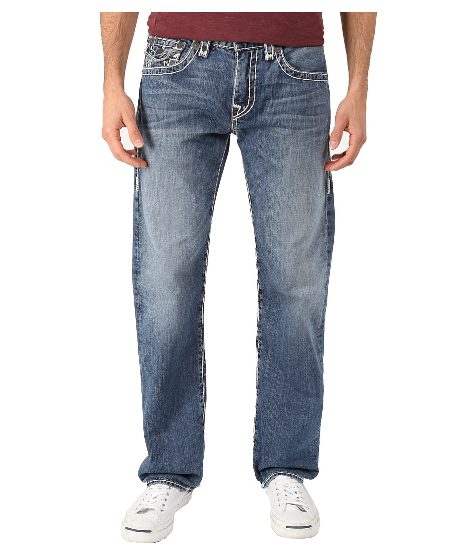 True Religion - Ricky w/ Flap Super T in River Bed (River Bed) Men's Jeans