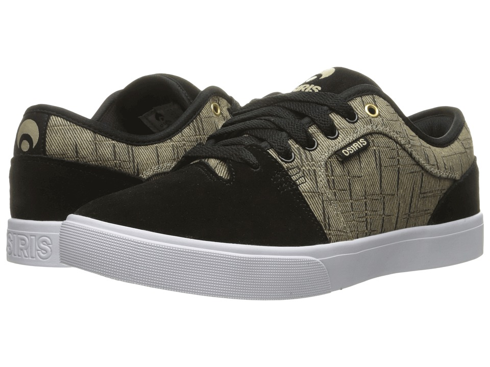 Osiris - Decay (Cross/Hatch) Men's Skate Shoes