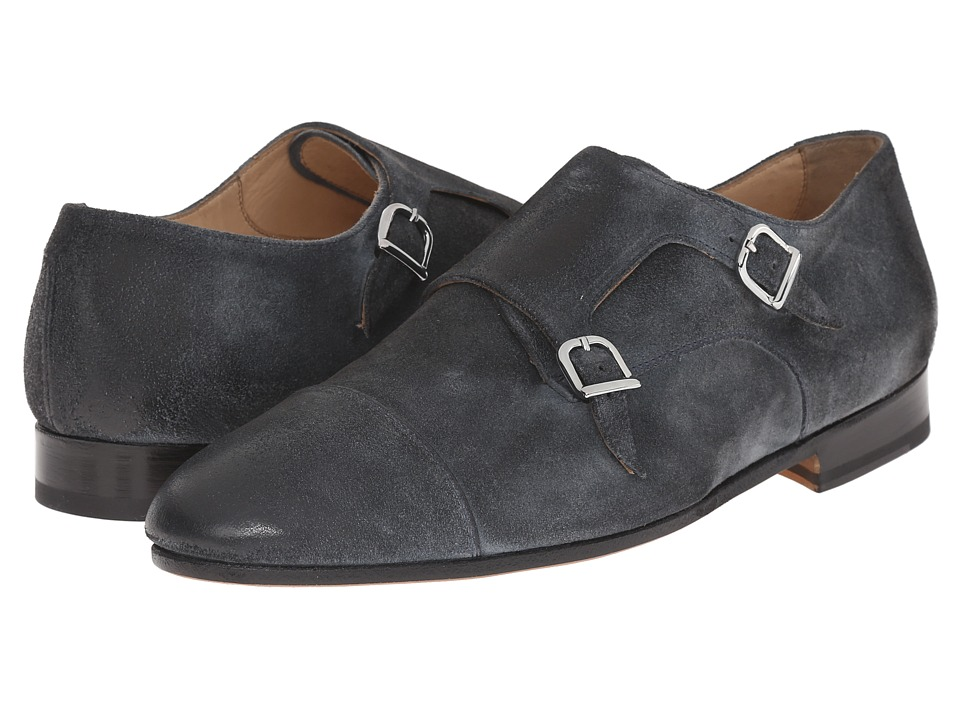 Doucal's - 41131 Daime (Avio) Men's Monkstrap Shoes