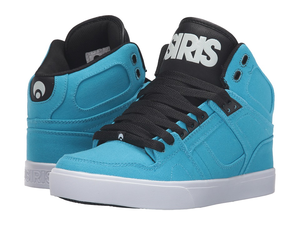 Osiris NYC83 VLC (Blue/Neon) Men