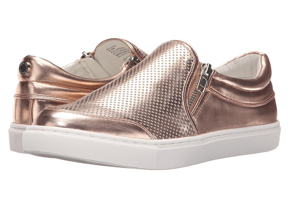 Steve Madden - Ellias (Rose Gold) Women's Slip on Shoes