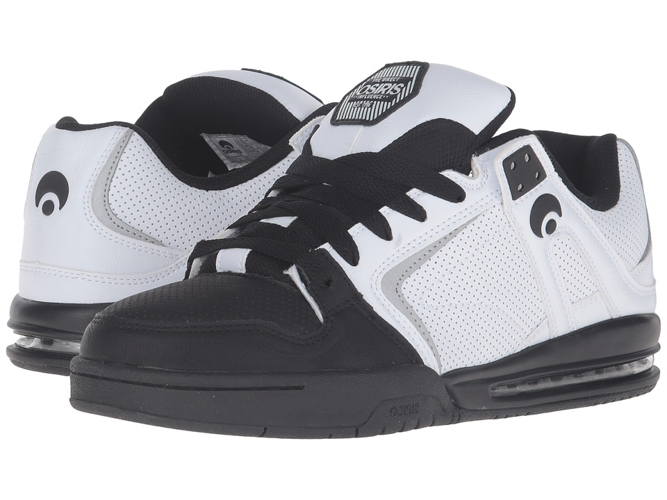 Osiris PXL (White/Black) Men