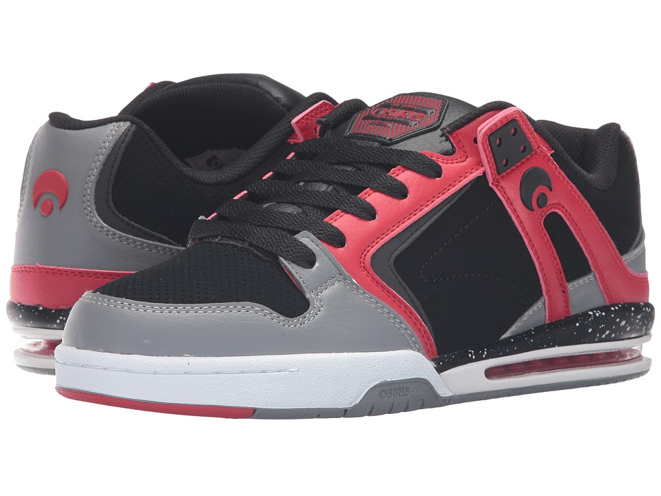 Osiris PXL (Red/Grey) Men