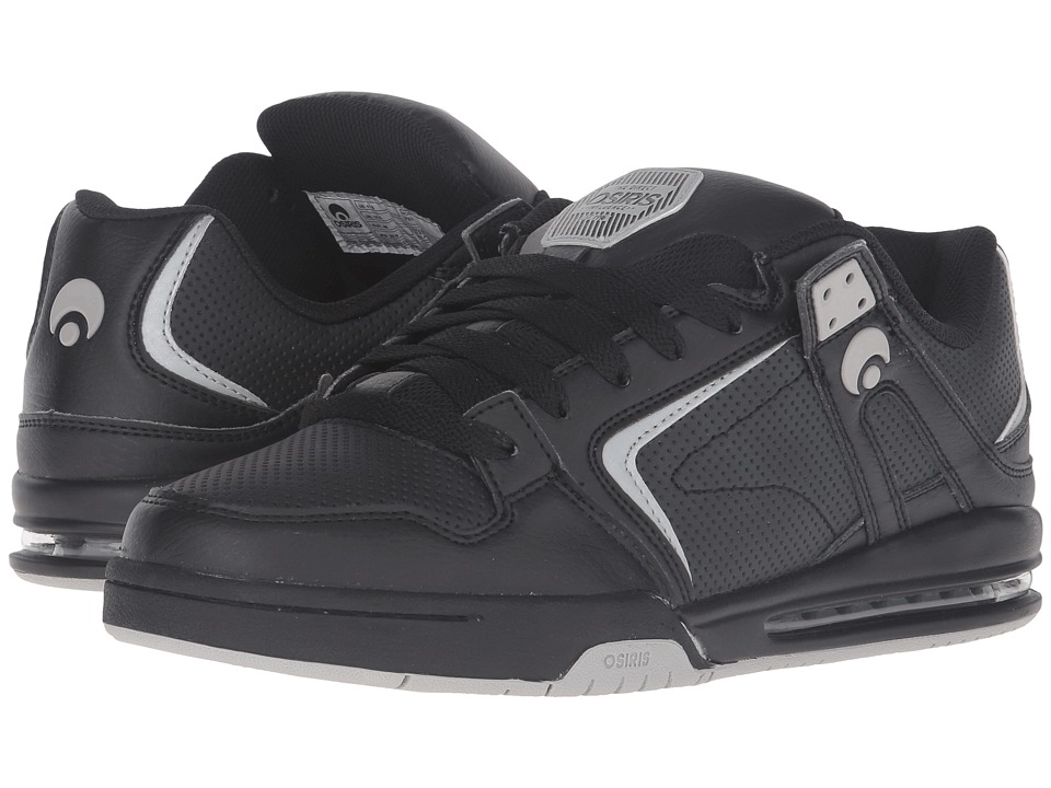 Osiris PXL (Black/Light Gray) Men