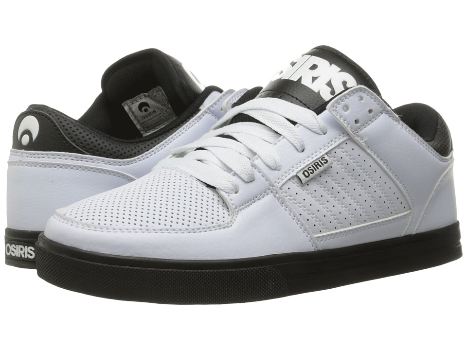 Osiris Protocol (White/Black/Black) Men