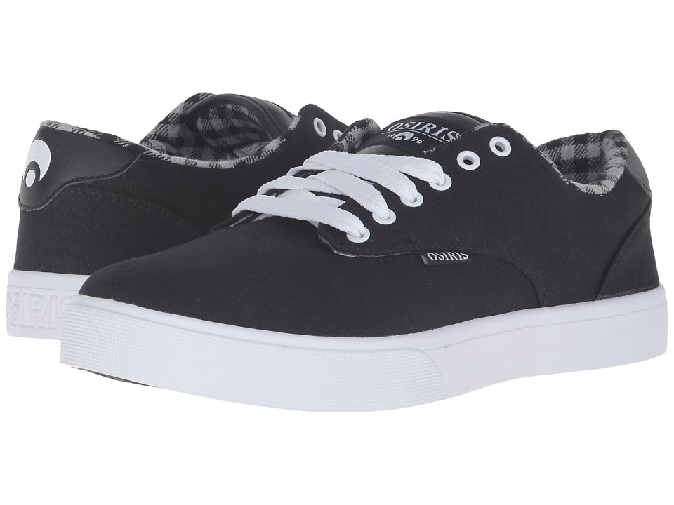 Osiris Slappy VLC (Black/White) Men