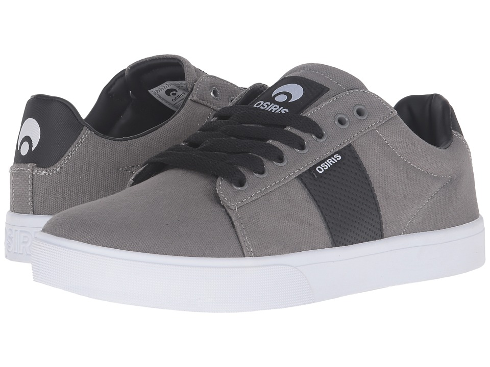 Osiris Rebound VLC (Grey/White/Bingaman) Men