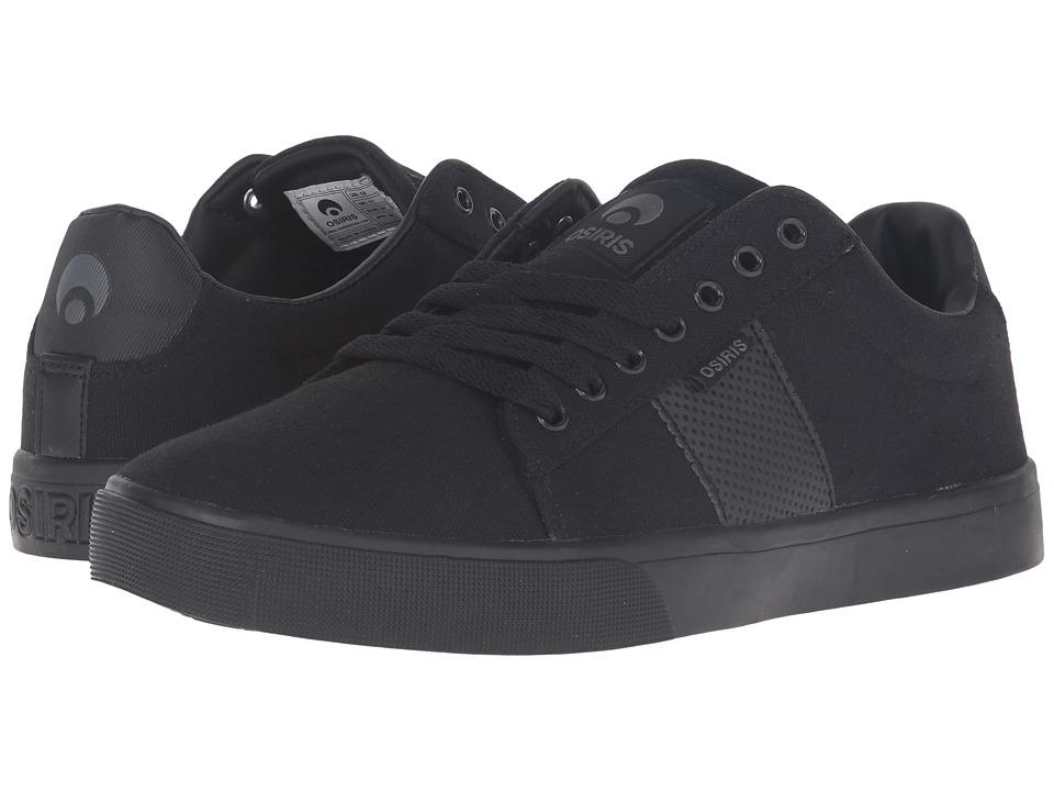Osiris - Rebound VLC (Black/Charcoal) Men's Skate Shoes