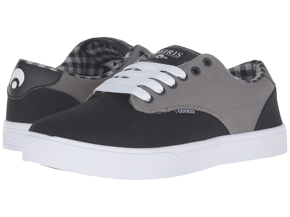 Osiris Slappy VLC (Charcoal/Black) Men