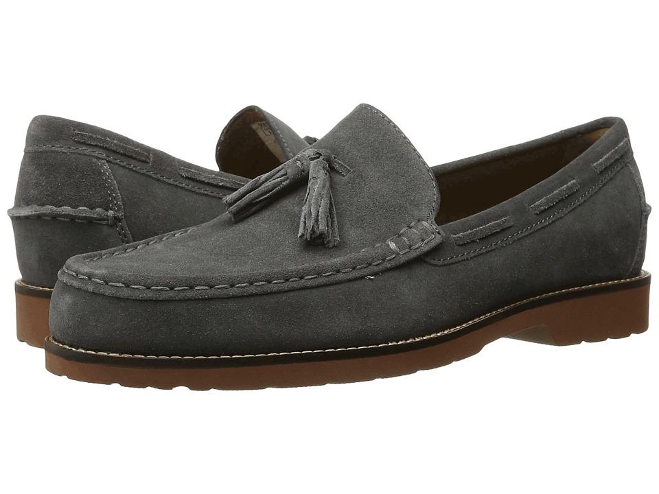 Rockport - Classic Move Hanging Tassel (Castlerock Suede) Men's Shoes