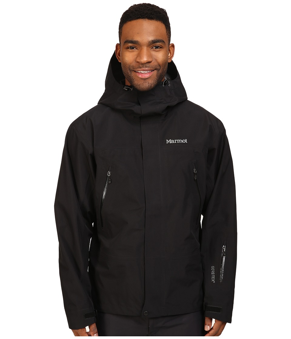 Marmot - Spire Jacket (Black) Men's Coat
