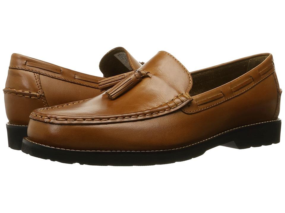 Rockport - Classic Move Hanging Tassel (Cognac) Men's Shoes
