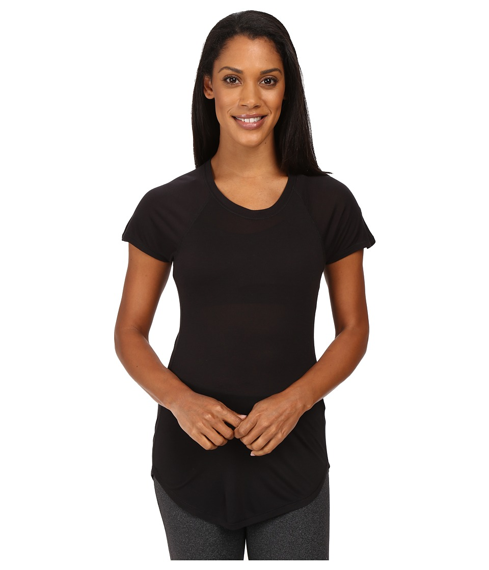 The North Face Nueva Short Sleeve Top (TNF Black) Women