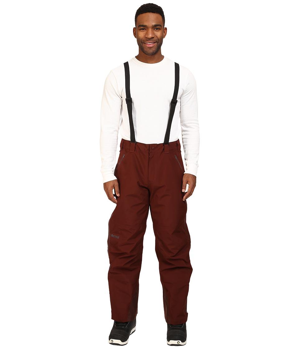 Marmot - Spire Pant (Marsala Brown) Men's Clothing