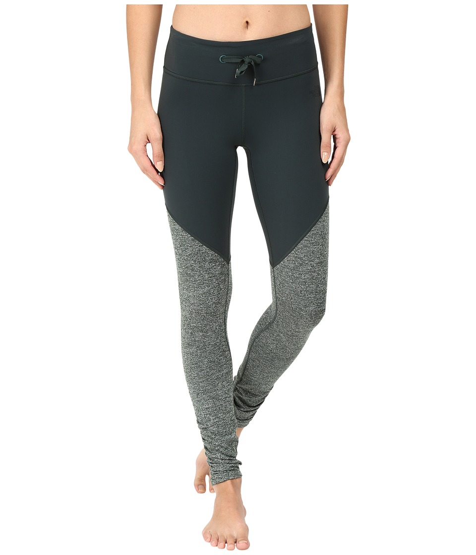 The North Face - Nueva Leggings (Darkest Spruce/Darkest Spruce Heather) Women's Casual Pants