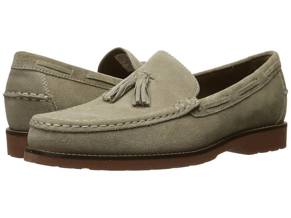 Rockport - Classic Move Hanging Tassel (Rocksand Suede) Men's Shoes
