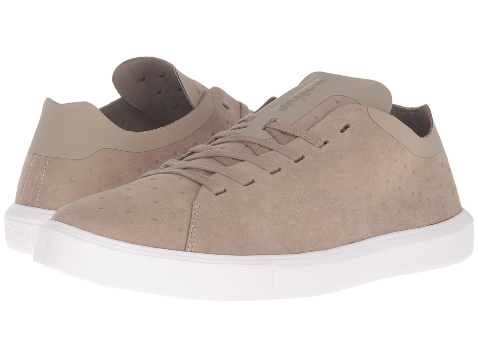 Native Shoes Monaco Low (Rocky Brown/Shell White) Lace up casual Shoes