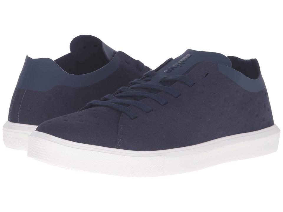 Native Shoes - Monaco Low (Regatta Blue/Shell White) Lace up casual Shoes