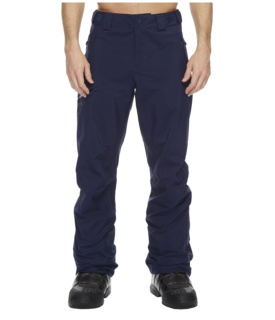 Marmot - Palisades Pants (Arctic Navy) Men's Casual Pants -  XL 32