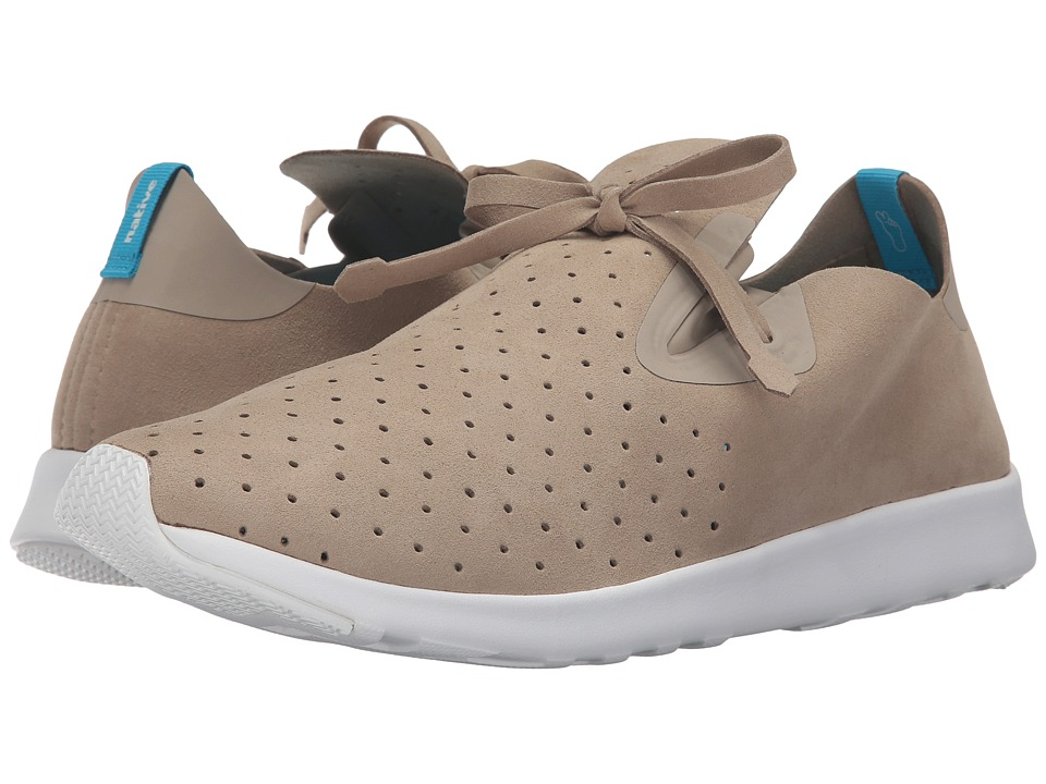 Native Shoes - Apollo Moc (Rocky Brown/Shell White/Shell Rubber) Shoes