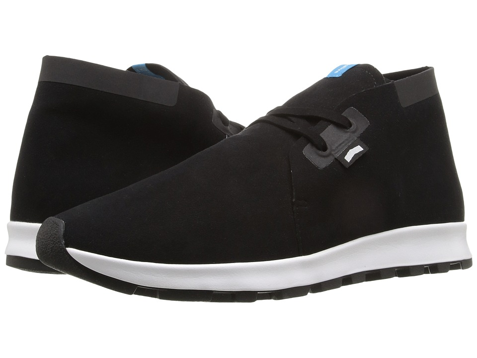 Native Shoes Apollo Chukka Hydro (Jiffy Black/Jiffy Black/Shell White/Jiffy Rubber) Lace up casual Shoes