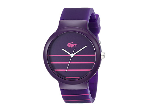 Lacoste - 2020090 - GOA (Purple) Watches