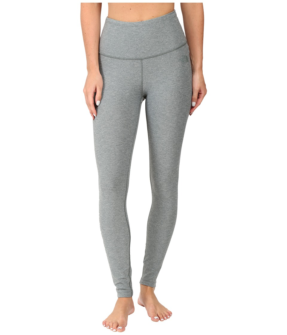 The North Face - Super Waisted Leggings (Balsam Green Heather) Women's Casual Pants