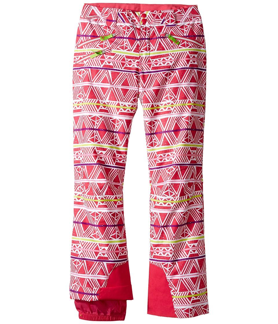 Marmot Kids - Harmony Pants (Little Kids/Big Kids) (Pink Rock Fusion) Girl's Casual Pants