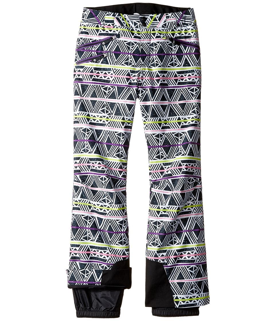 Marmot Kids - Harmony Pants (Little Kids/Big Kids) (Black Fusion) Girl's Casual Pants