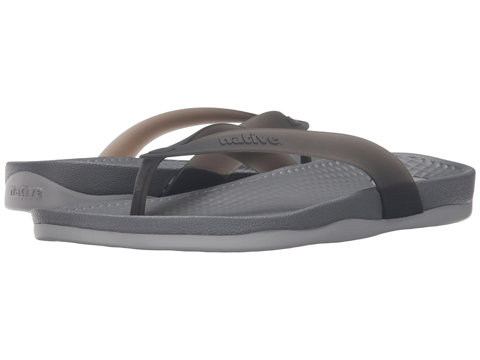 Native Shoes - Paolo (Dublin Grey/Pigeon Grey) Sandals
