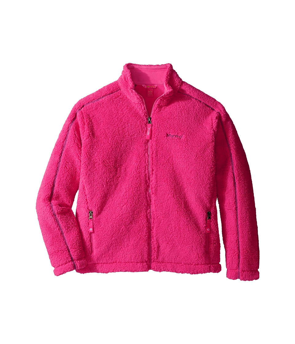 Marmot Kids - Sophie Jacket (Little Kids/Big Kids) (Pink Rock) Girl's Coat