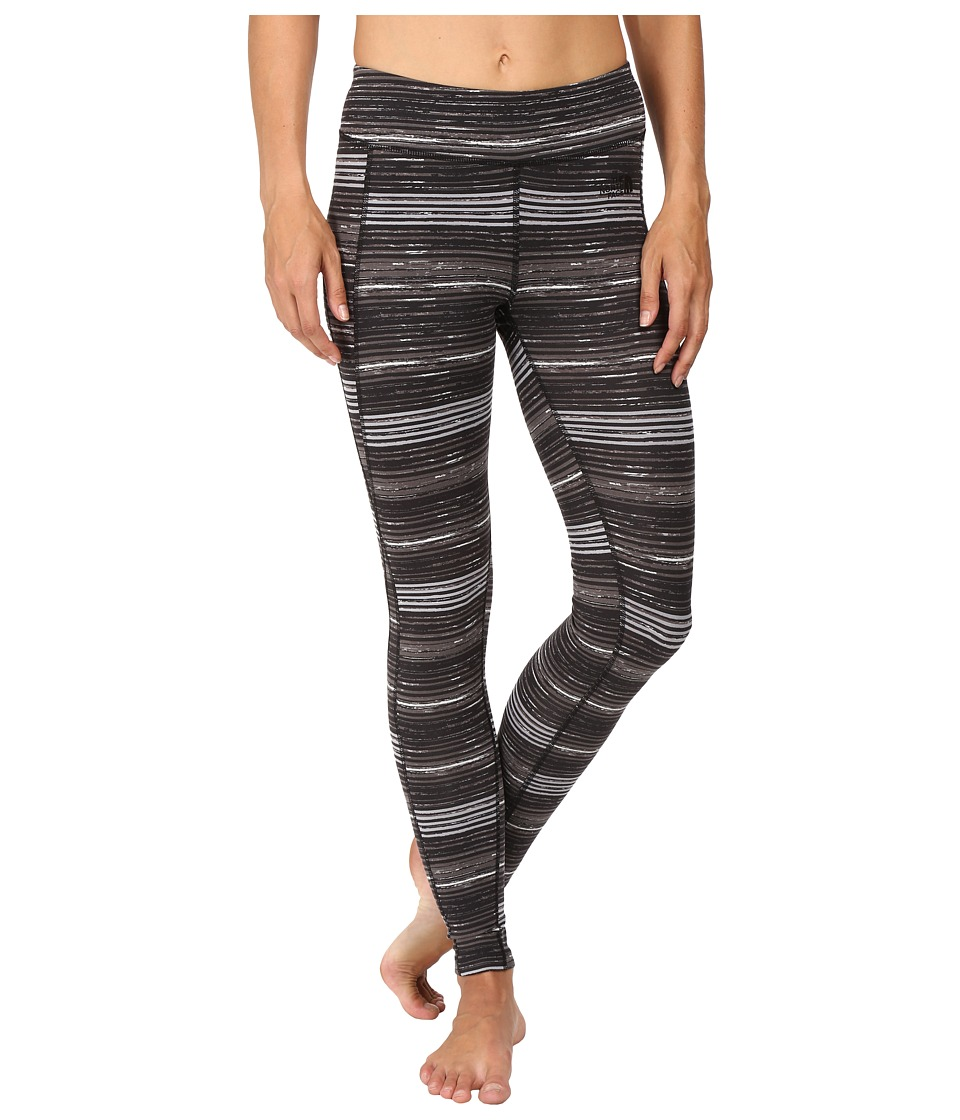 The North Face - Pulse Tight (TNF Black Urban Sketch Stripe Print) Women's Workout