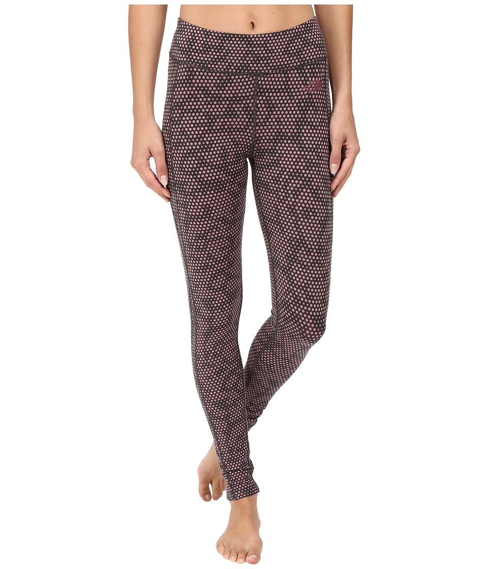 The North Face - Pulse Tight (Asphalt Grey Opti Dot Print) Women's Workout
