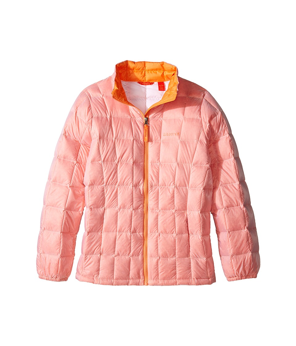 Marmot Kids Sol Jacket (Little Kids/Big Kids) (Nectarine) Girl