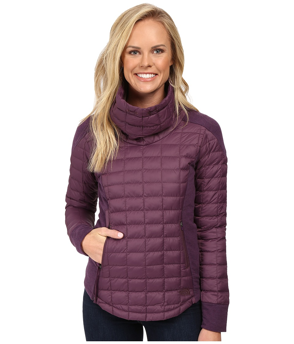 The North Face - MA ThermoBall Pullover (Sugilite Purple) Women's Long Sleeve Pullover