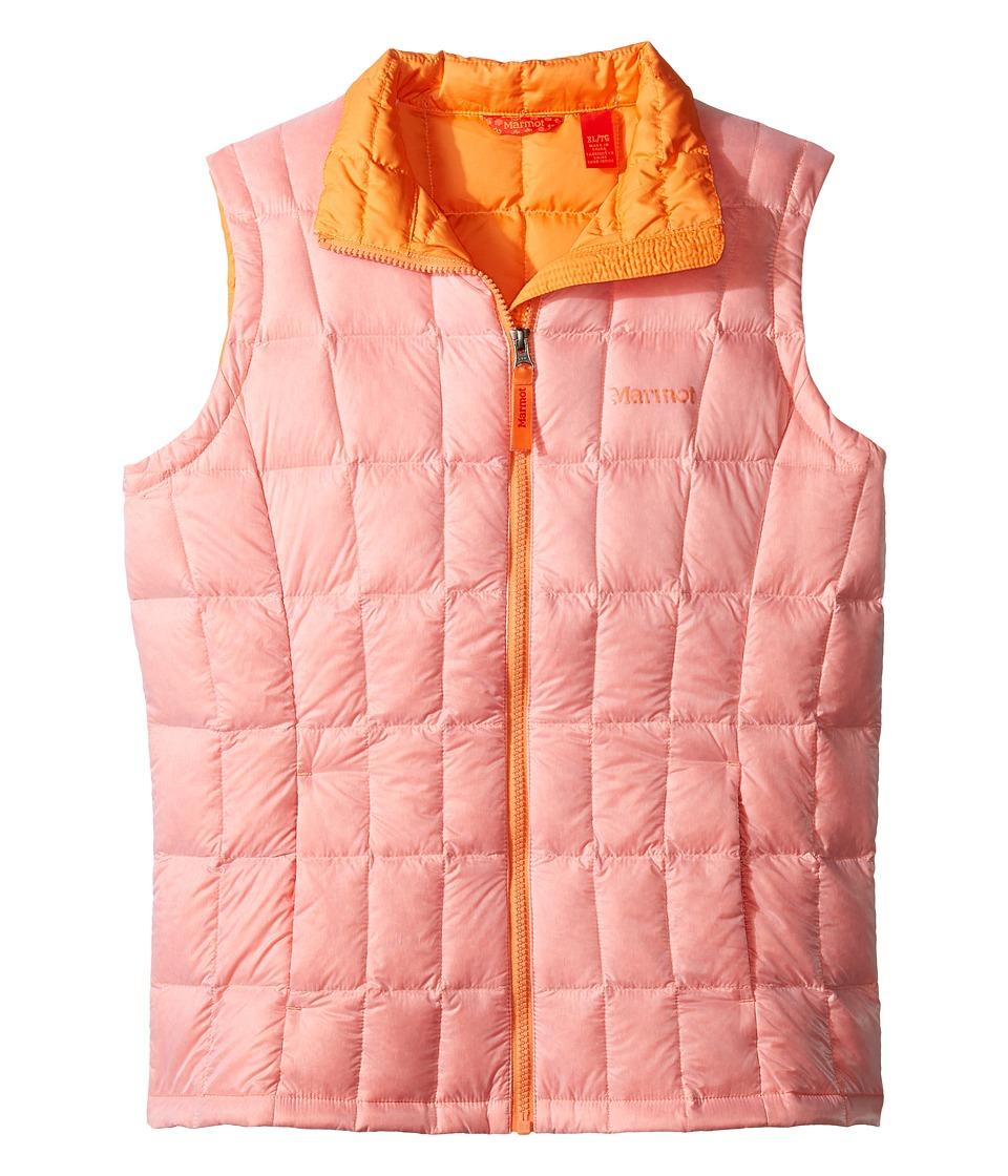 Marmot Kids - Sol Vest (Little Kids/Big Kids) (Nectarine) Girl's Vest