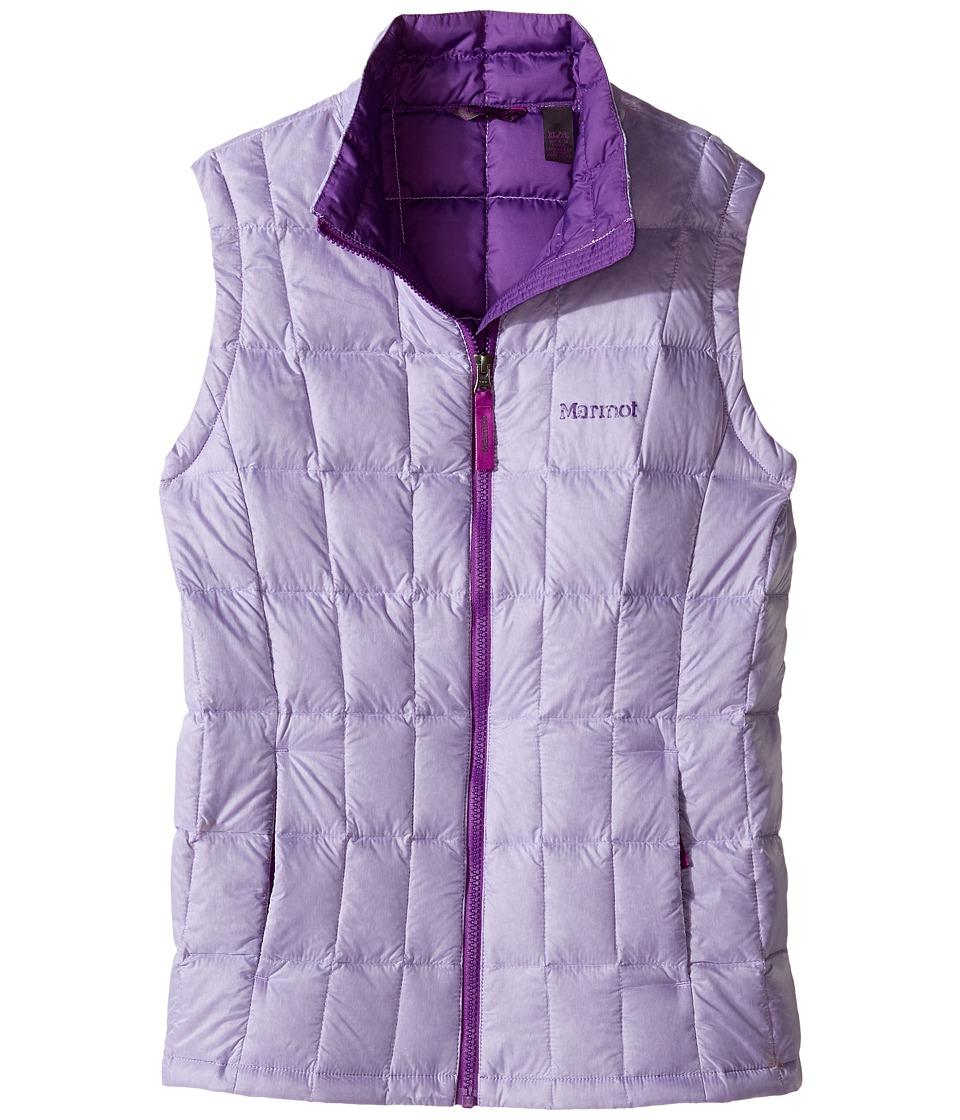 Marmot Kids - Sol Vest (Little Kids/Big Kids) (Mystic Purple) Girl's Vest