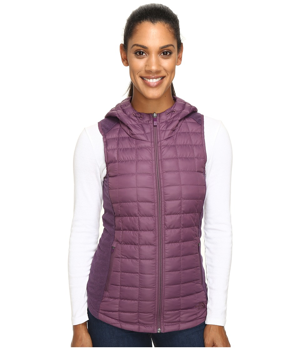 The North Face - MA ThermoBall Vest (Sugilite Purple) Women's Vest