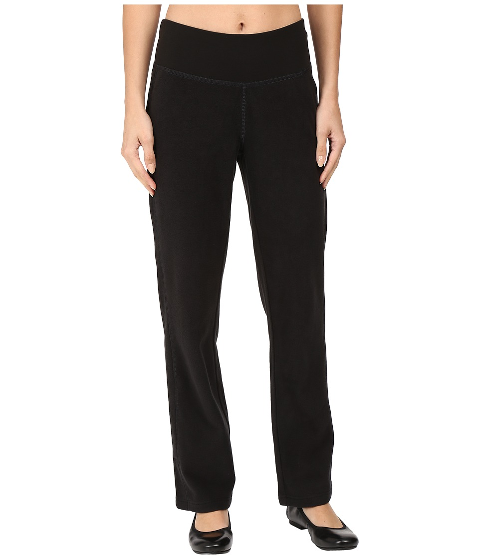 Royal Robbins - Foxtail Fleece Pants (Jet Black) Women's Casual Pants