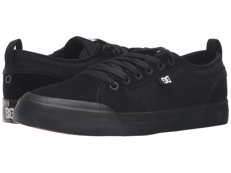 DC Evan Smith (Black/Black/Gum) Men